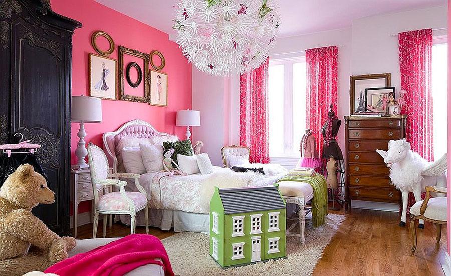 Cameretta Stile Shabby Chic : 30 camerette per bambini in stile shabby chic mondodesign.it