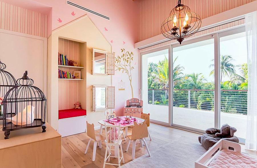 Cameretta Bambina Shabby Chic : 30 camerette per bambini in stile shabby chic mondodesign.it