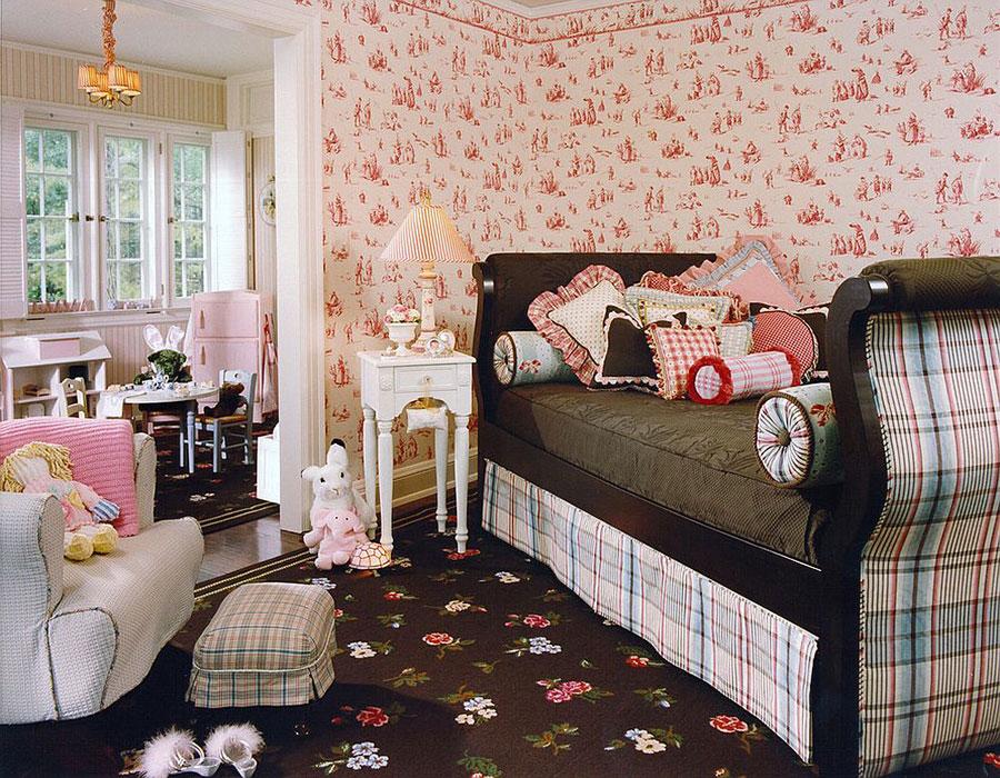 30 Camerette per Bambini in Stile Shabby Chic | MondoDesign.it
