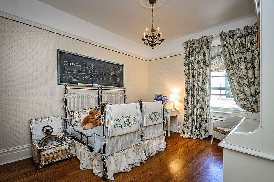 Cameretta per Bambini in Stile Shabby Chic n.21