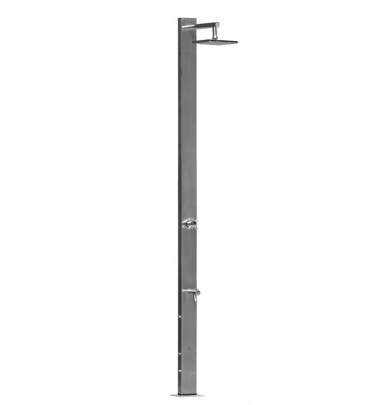 Modello di doccia da giardino dal design particolare n.06