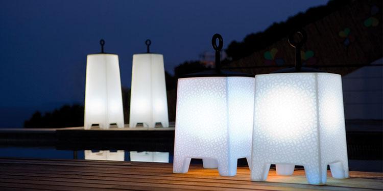Lampade da esterno dal design originale n.06