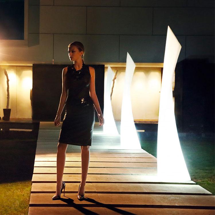 Lampade da esterno dal design originale n.07