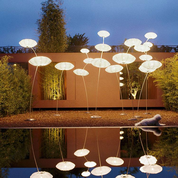 Lampade da esterno dal design originale n.09