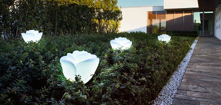 Lampade da esterno dal design originale n.12