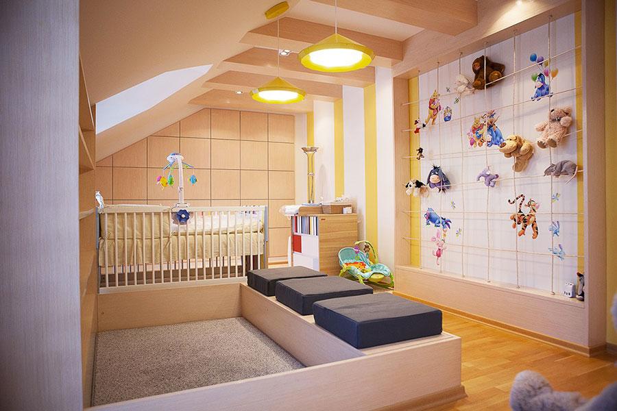 Decorazioni murali per camerette n.08