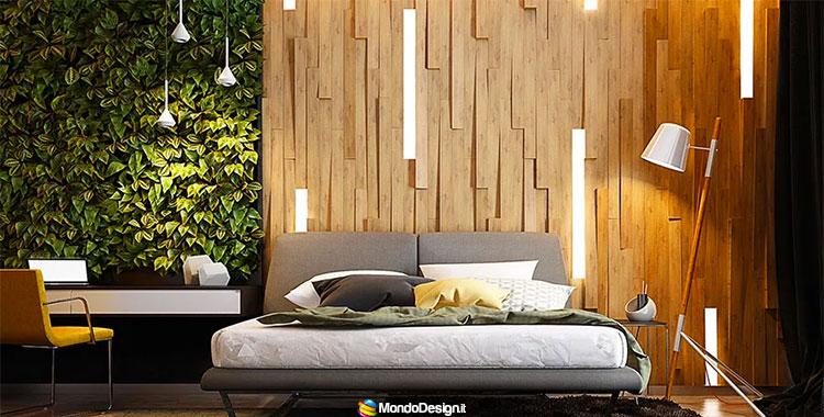 Illuminazione Camera Da Letto Oltre 100 Idee E Soluzioni Molto Originali Mondodesign It