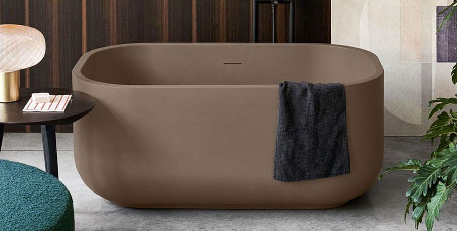 35 Vasche Da Bagno Piccole E Dal Design Moderno Mondodesign It