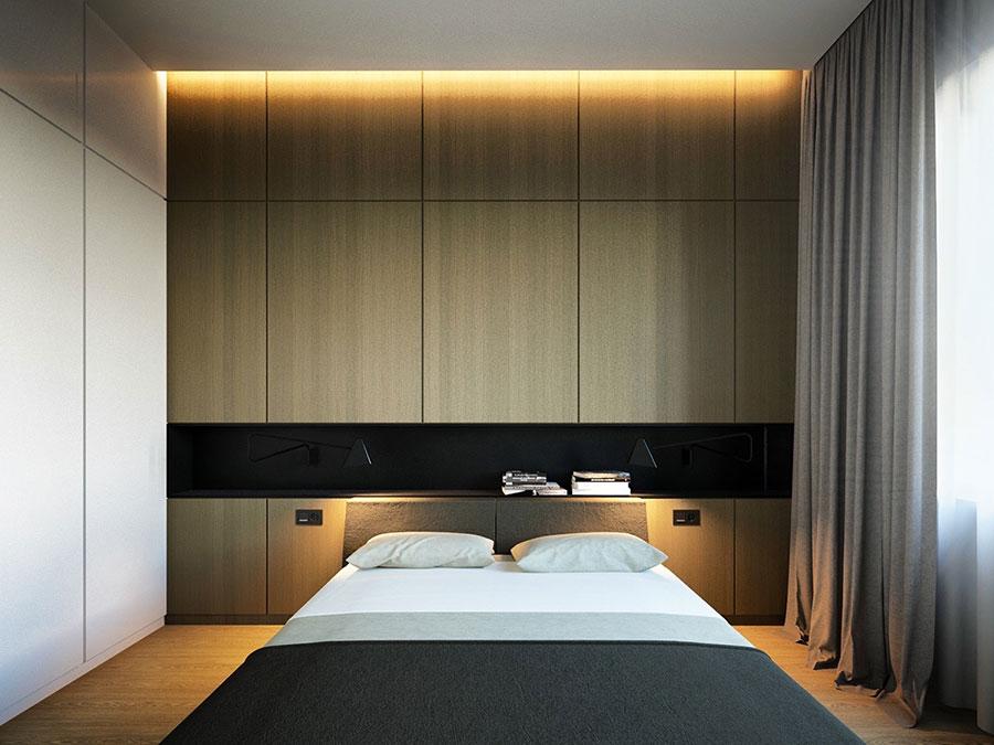 Idea per illuminare la camere da letto in maniera originale n.11