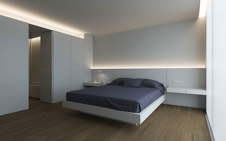 Idea per illuminare la camere da letto in maniera originale n.17