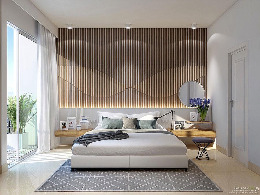 Illuminazione camera da letto oltre 100 idee e soluzioni for Camera letto design
