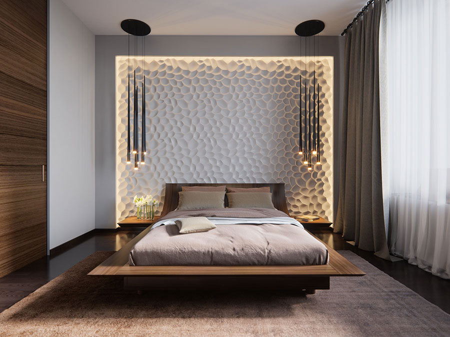 Idea per illuminare la camere da letto in maniera originale n.25