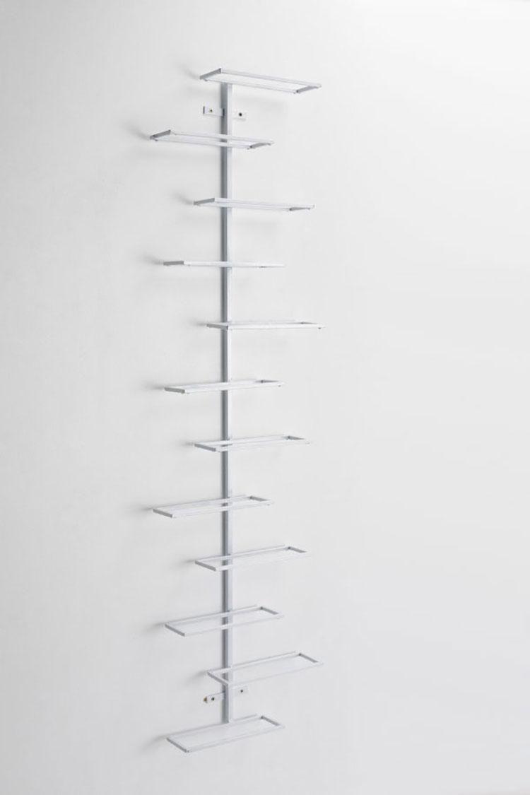 Modello di portabottiglie di design n.06