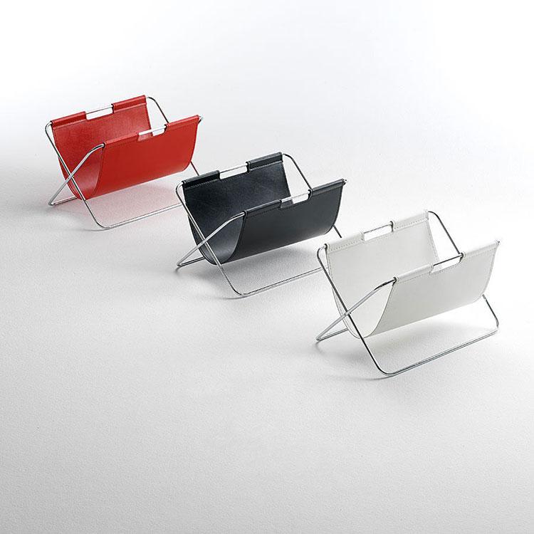 Modello di portariviste dal design moderno n.06