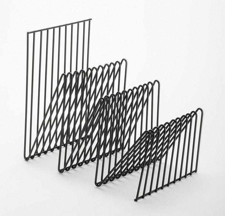 Modello di portariviste dal design moderno n.07