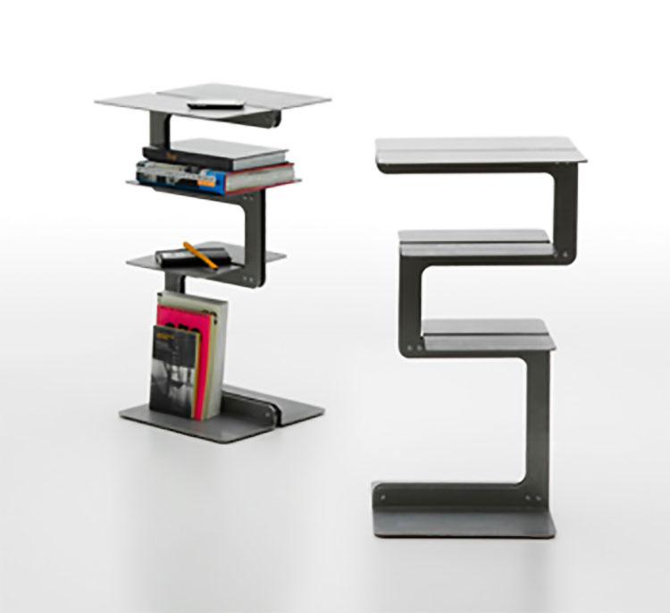 Modello di portariviste dal design moderno n.10