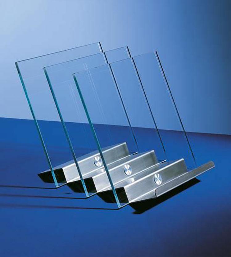 Modello di portariviste dal design moderno n.12