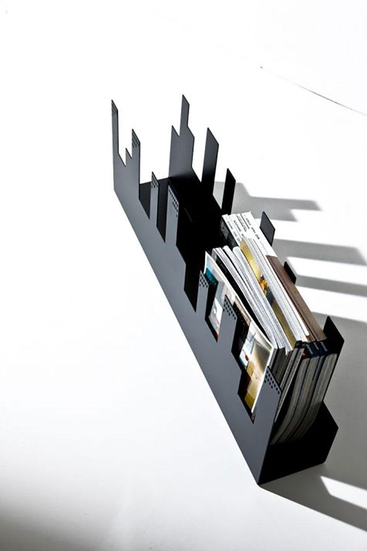 Modello di portariviste dal design moderno n.21