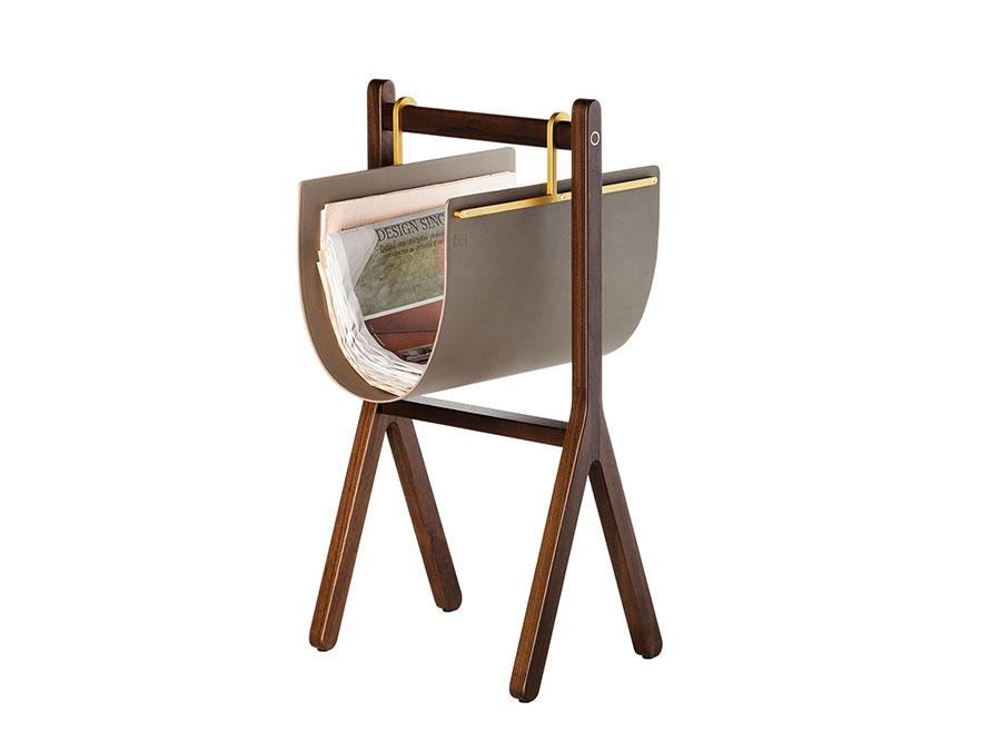 Portariviste in legno n.28