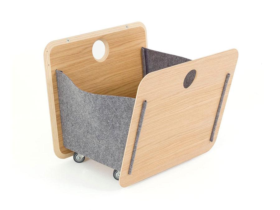 Portariviste in legno n.29