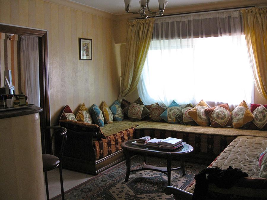 Idee per arredare un salotto marocchino n.04