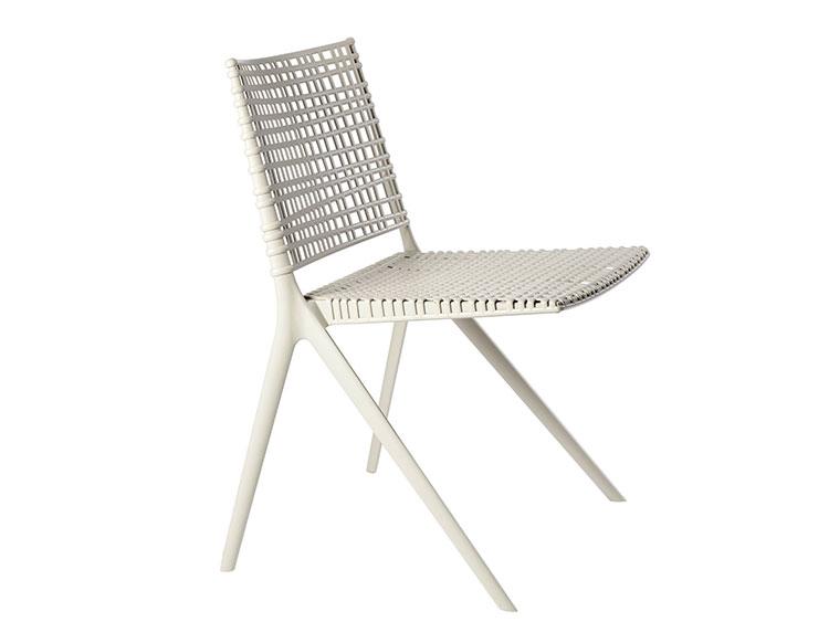 Sedie da Giardino in Plastica dal Design Moderno | MondoDesign.it