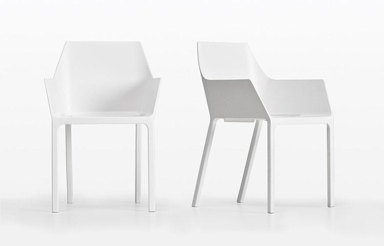 Sedie Per Giardino In Plastica.Sedie Da Giardino In Plastica Dal Design Moderno Mondodesign It