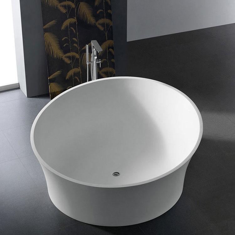 Modello di vasca da bagno piccolo e moderna n.13