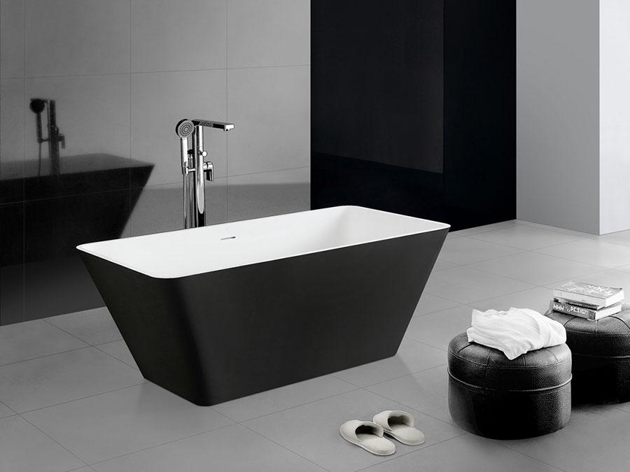 Modello di vasca da bagno piccolo e moderna n.14