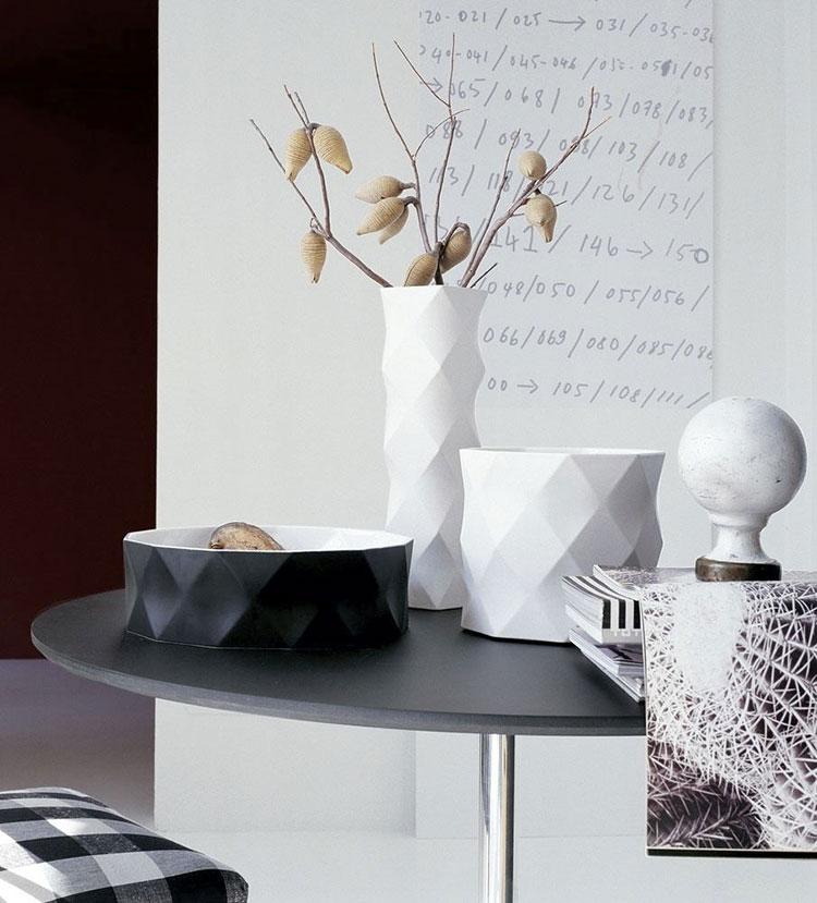 Contemporary Home Style By B B Italia: 30 Stupendi Vasi In Ceramica Dal Design Moderno