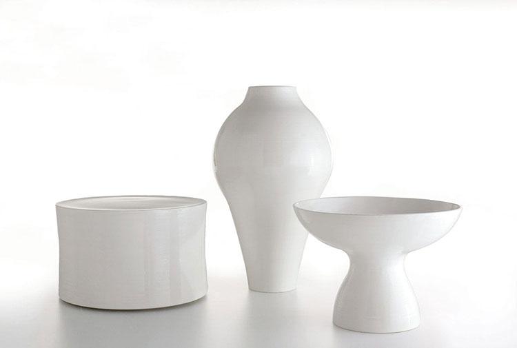 Modello di vaso in ceramica dal design moderno n.03