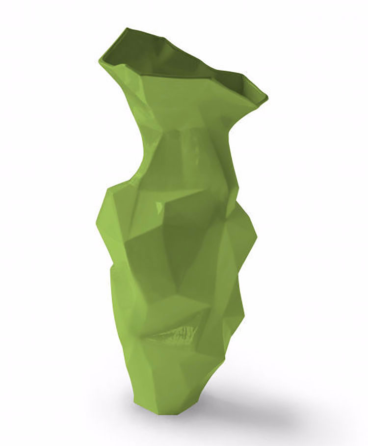 Modello di vaso in ceramica dal design moderno n.05