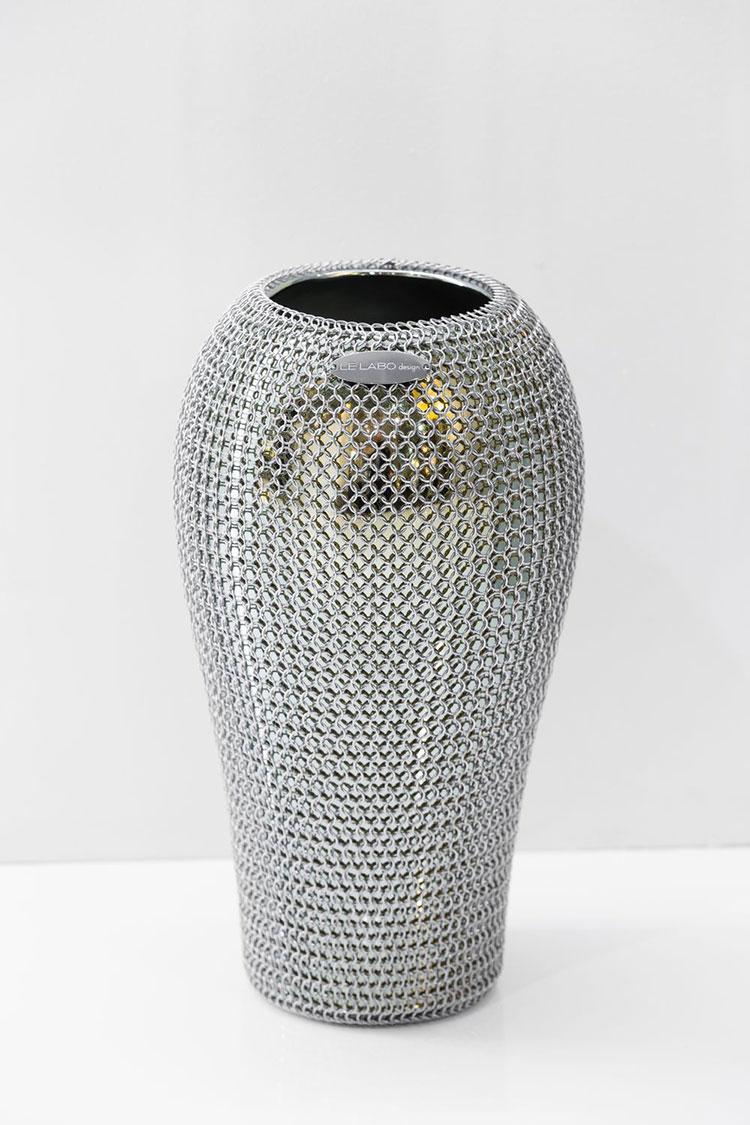 Modello di vaso in ceramica dal design moderno n.09