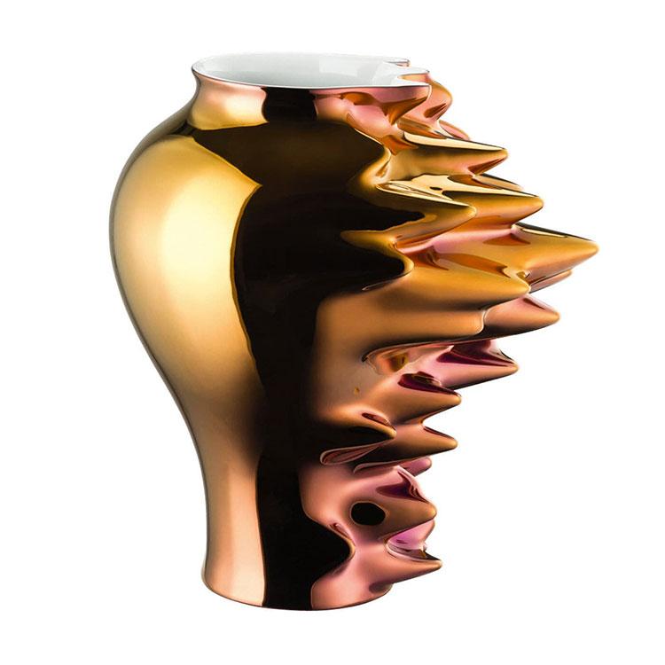 Modello di vaso in ceramica dal design moderno n.12