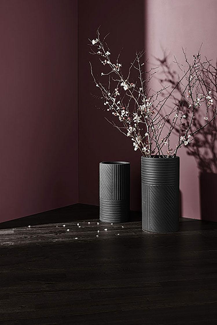 Modello di vaso in ceramica dal design moderno n.13