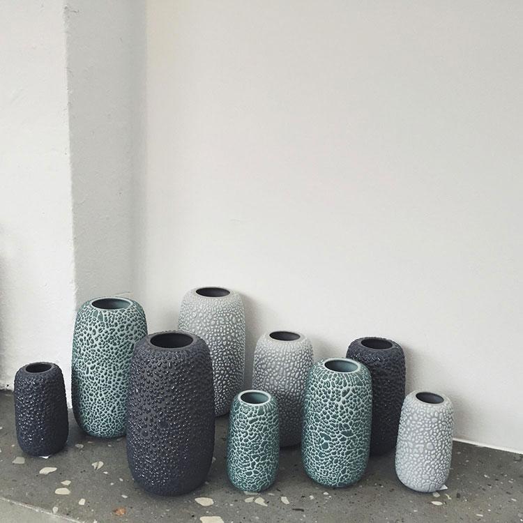 Modello di vaso in ceramica dal design moderno n.14