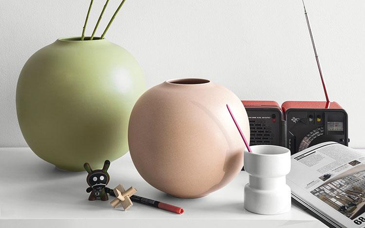 Modello di vaso in ceramica dal design moderno n.17