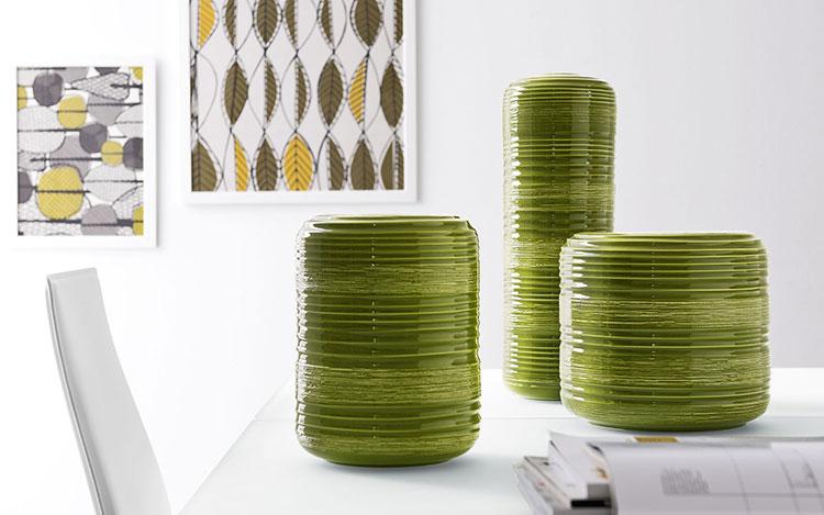 Modello di vaso in ceramica dal design moderno n.18