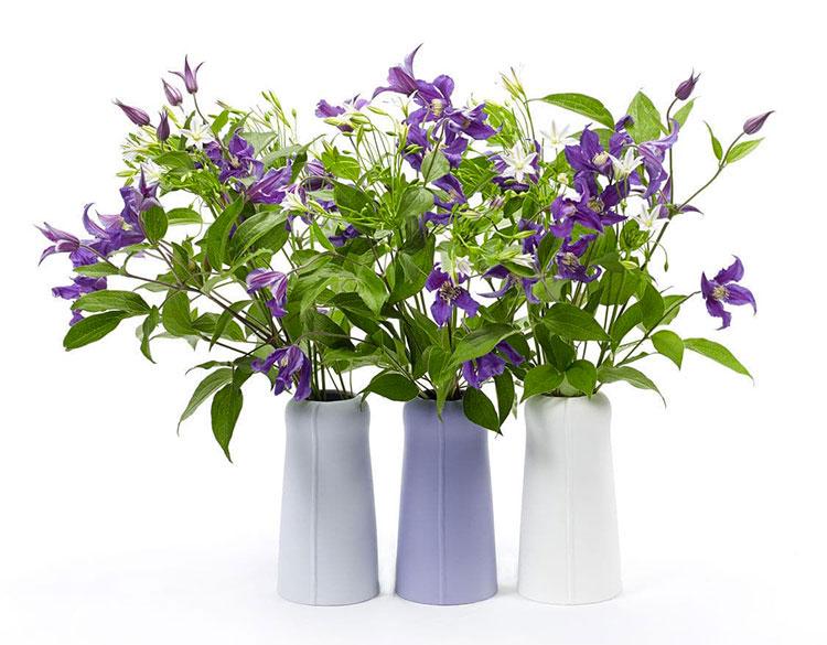 Modello di vaso in ceramica dal design moderno n.23