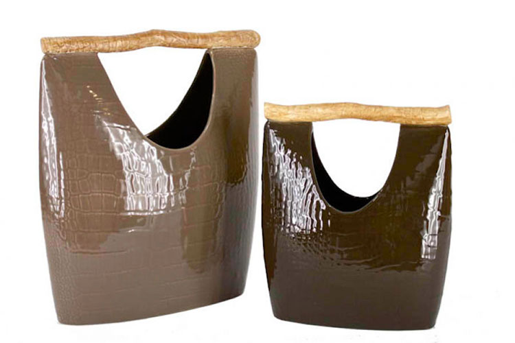 Modello di vaso in ceramica dal design moderno n.29