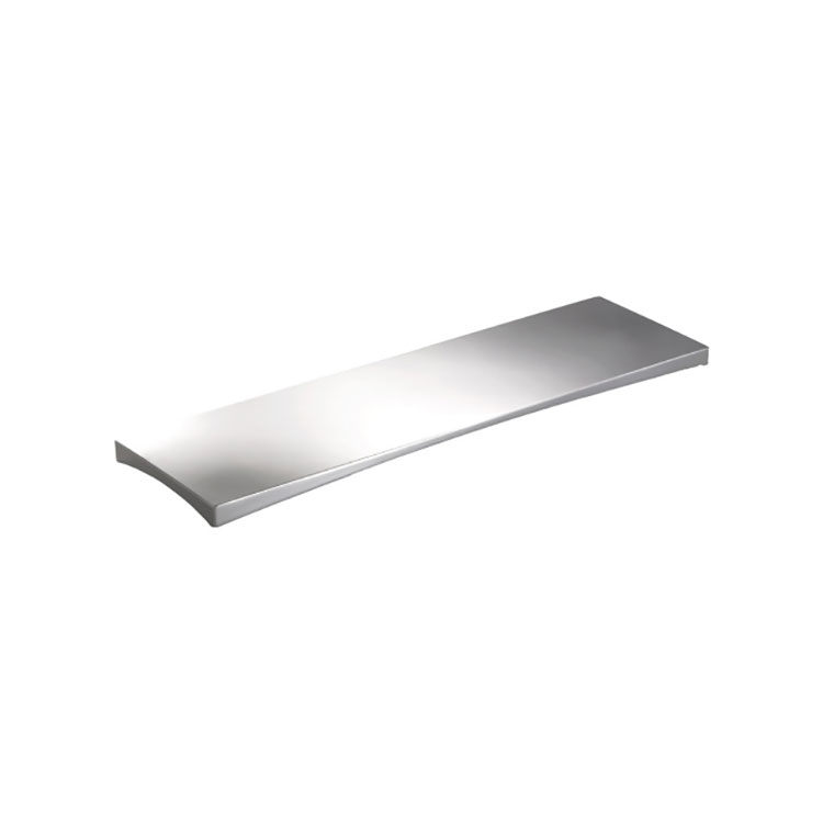 Modello di vassoio in acciaio dal design particolare n.04