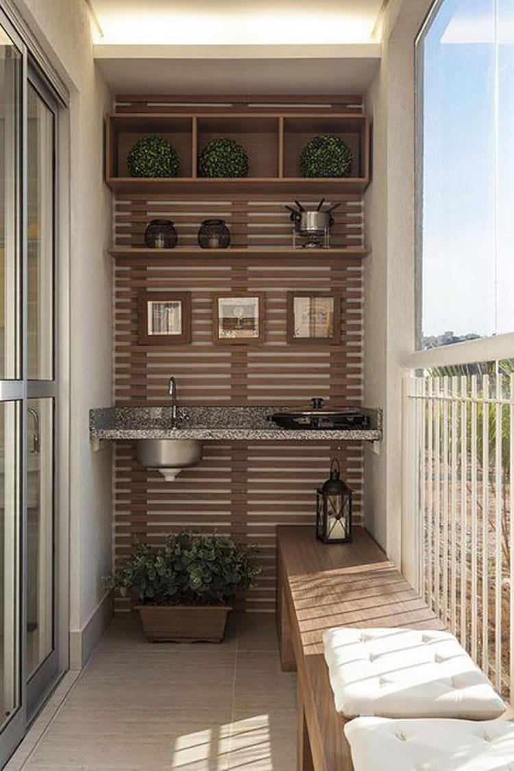 Come Arredare un Balcone: 30 Idee Decorative | MondoDesign.it