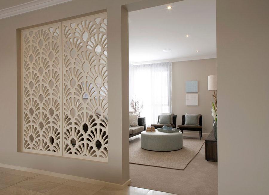 Come separare gli ambienti con mobili e pareti divisorie n.05