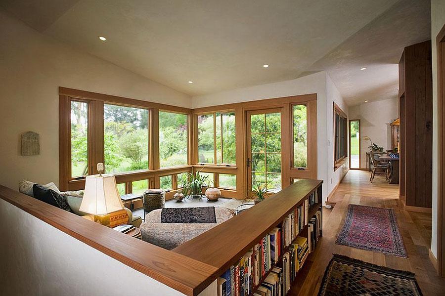 Come separare gli ambienti con mobili e pareti divisorie n.08
