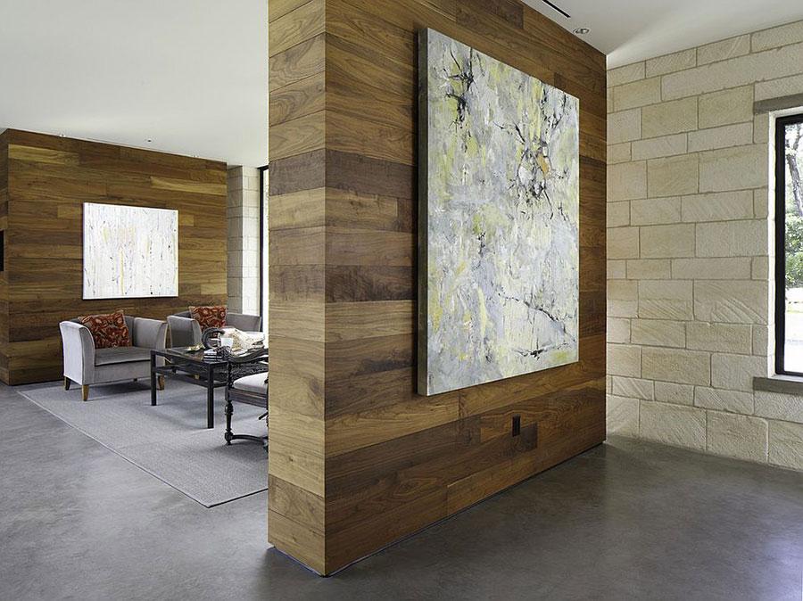 Mobili e pareti divisorie 25 idee per separare gli ambienti - Mobili particolari per soggiorno ...