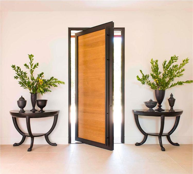 Porta di ingresso dal design moderno n.27