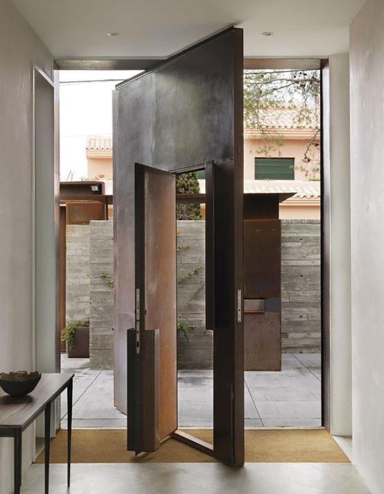 Porta di ingresso dal design moderno n.29
