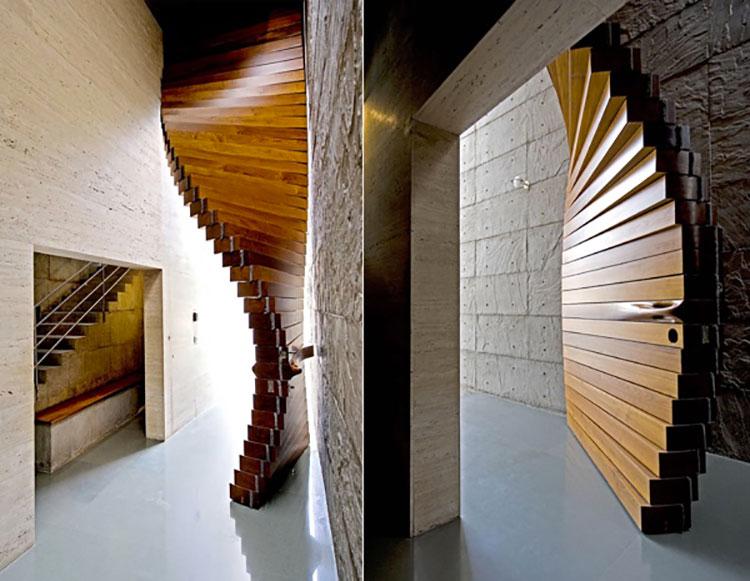 Porta di ingresso dal design moderno n.32