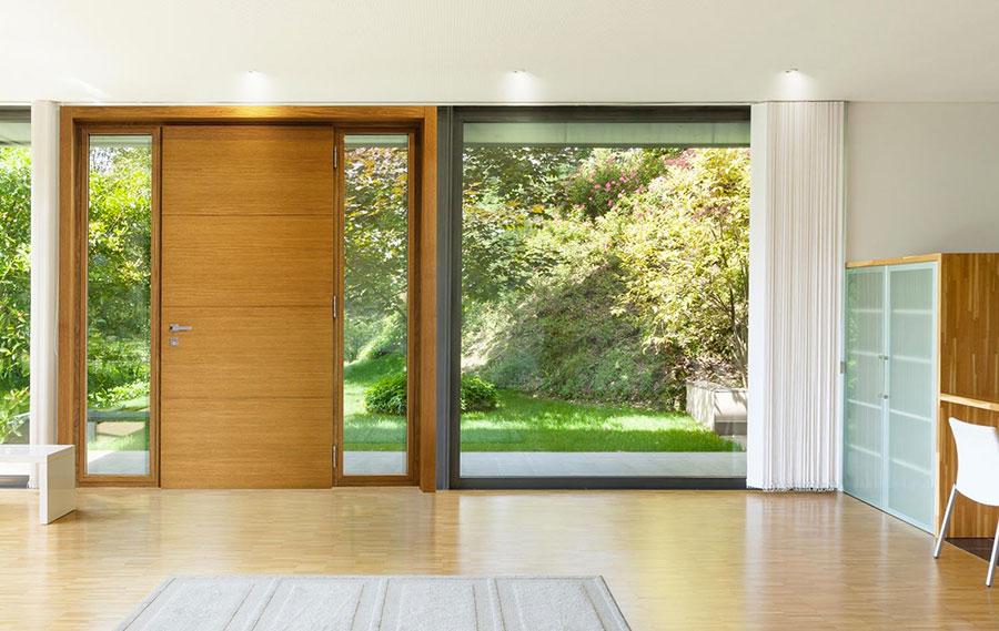 Porta di ingresso dal design moderno n.39