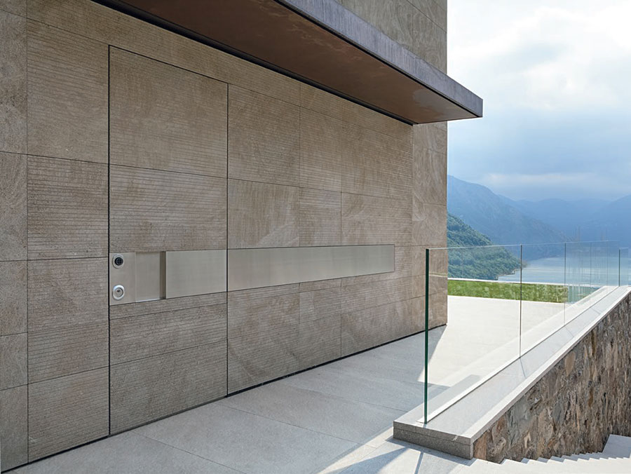 Porta di ingresso dal design moderno n.41